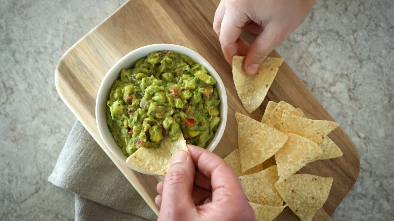 Game Day is Guac Day!